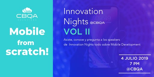 Innovation Nights @ CBQA