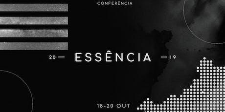 Conferência Essência ingressos