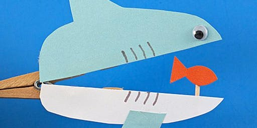 Baby Shark Craft