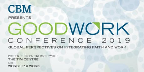Good Work Conference 2019 tickets
