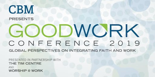 Good Work Conference 2019