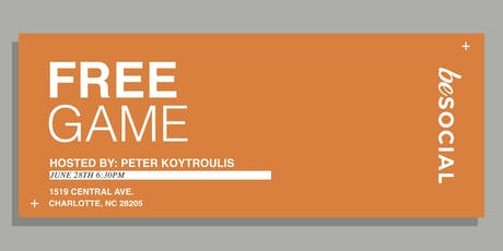 Free Game w/ Peter Koytroulis tickets