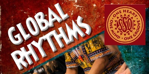August Anthem: Outdoor Global Rhythms