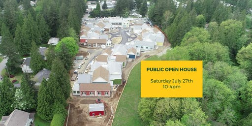 The Village Langley - Public Open House: Saturday July 27th 10-4pm