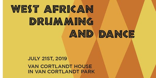 West African Drumming and Dance