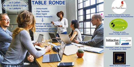 Table ronde  billets