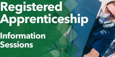 Employers - REGISTERED APPRENTICESHIP INFORMATION SESSION