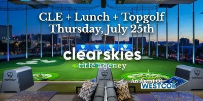 Attorney CLE - Lunch - Topgolf