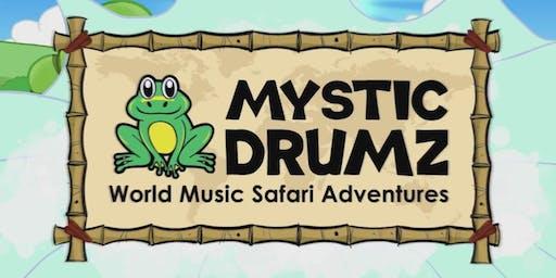 Mystic Drumz Show