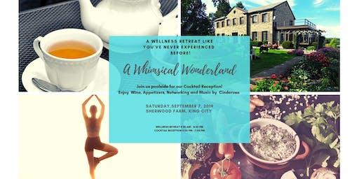 Mind, body, and Soul Wellness retreat