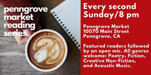 Penngrove Market Reading Series & Open Mic