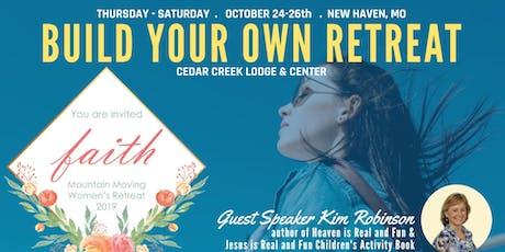 Faith: Women's Leadership (Build-Your-Own) Retreat  tickets