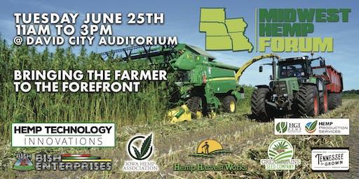 David City Nebraska Hemp Farmers Forum