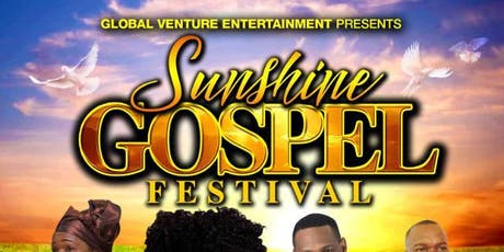 Sunshine Gospel Festival tickets