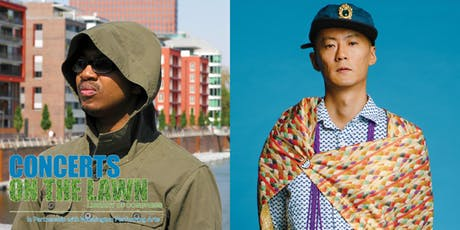 BYTES & BEATS: Shing02 and Fat Jon [Summer Concerts on the Lawn] tickets