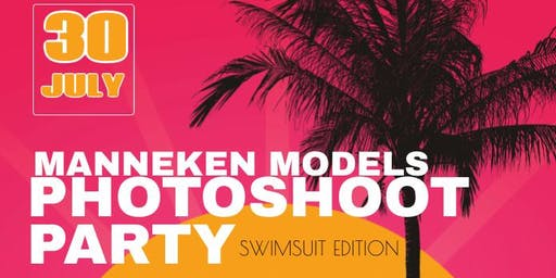 MANNEKEN MODELS PHOTOSHOOT PARTY