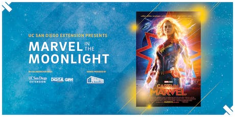 UC San Diego CityPlace and Digital Gym Cinema present Marvel in the Moonlight tickets