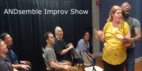 The ANDsemble Improv Comedy Show tickets