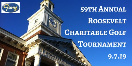 GOLFER REGISTRATION: 59th Annual Roosevelt Charitable Golf Tournament tickets