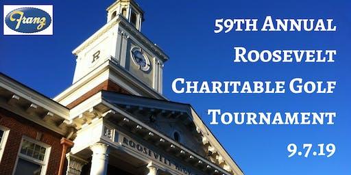 GOLFER REGISTRATION: 59th Annual Roosevelt Charitable Golf Tournament