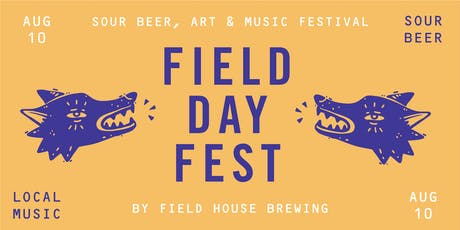Field Day Fest 2019 tickets
