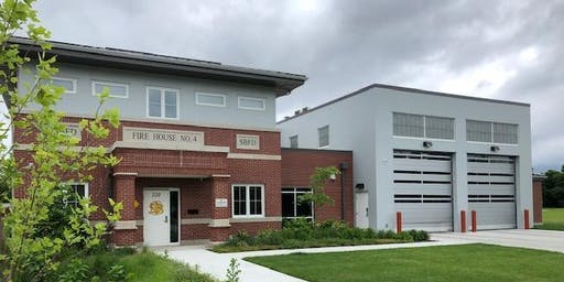 LEED Tour - South Bend Fire Station #4