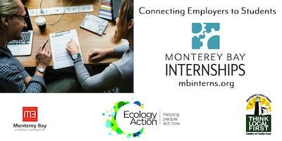 Employer Workshop - Monterey Bay Internships @ Ecology Action