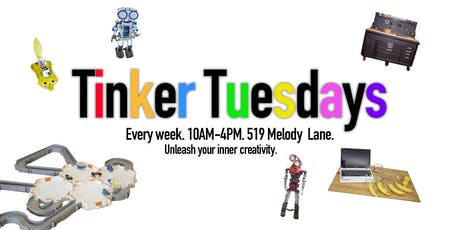 Tinker Tuesdays tickets