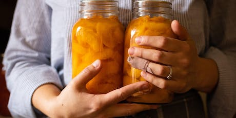 Food Preserving Series- Apricots  tickets