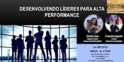 Desenvolvendo líderes para alta performance