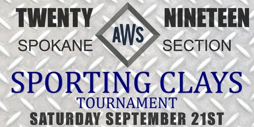 2019 Spokane AWS Sporting Clays Tournament