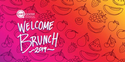 Welcome Brunch 2019