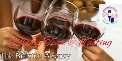 North Georgia Winery Day Visit