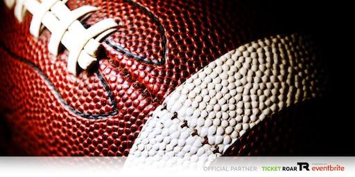 South Hills vs Crowley Varsity Football