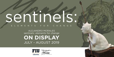 Sentinels: Elements for Change featuring Alejandro Morales tickets