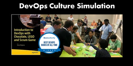 (virtual) DevOps Culture - Facilitator Training (Lego and Chocolate simulation) tickets
