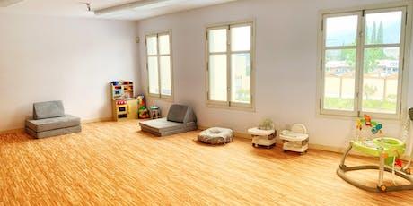 FGUMC Workspace & Playschool OPEN HOUSE tickets