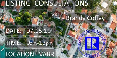 Listing Consultations with Brandy Coffey