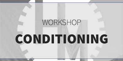 Workshop conditioning (w/ STIVE programing)
