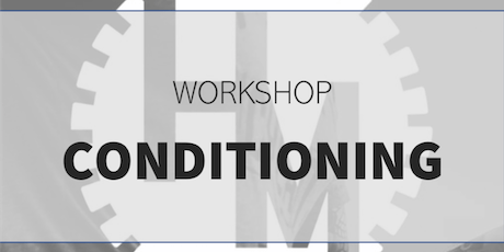 Workshop conditioning (w/ STIVE programming) tickets