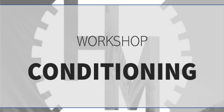 Workshop conditioning (w/ STIVE programming) billets