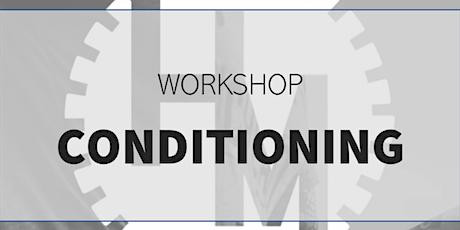Workshop conditioning (w/ STIVE programming) billets
