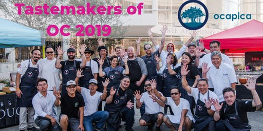 Tastemakers of Orange County 2019