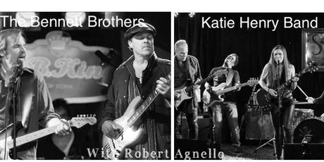 Bennett Brothers, Katie Henry and Robert Agnel tickets