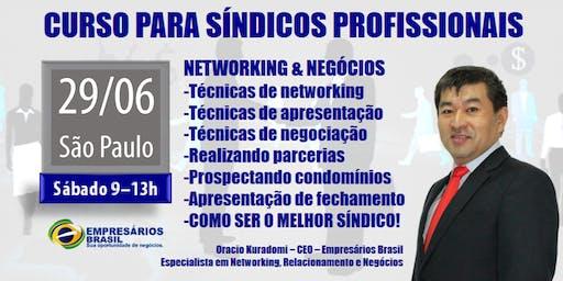 CURSO NETWORKING & NEGÓCIOS para Síndicos profissionais - 29-06