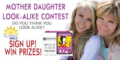 Mother Daughter Look-Alike Contest - Colorado Springs Women's Expo 2019