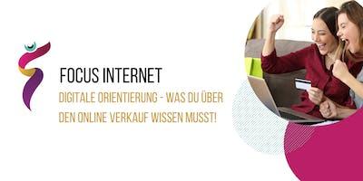 Digitale Orientierung - Was du über den Online Verkauf wissen musst!