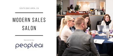 "Modern Sales Pro Salon - South Bay - ""Demystifying AI for Sales"" Night tickets"