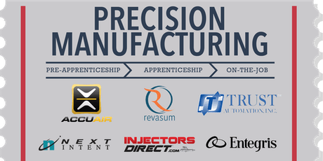Precision Manufacturing Apprenticeship Information Session (SLO Partners) tickets
