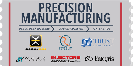 Precision Manufacturing Apprenticeship Information Session (SLO Partners)